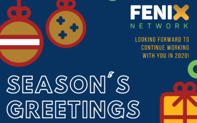 SEASON'S GREETINGS FROM THE FENIX CONSORTIUM