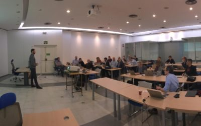 FENIX HOLDS ARCHITECTURE WORKSHOP AT ATOS PREMISES IN MADRID